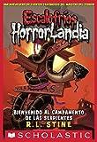 Escalofríos HorrorLandia #9: Bienvenido al campamento de las serpientes (Welcome to Camp Slither) (Spanish Edition)