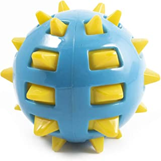 PETBLIS Atomic Ball Dog Toy 14 cm, 1 kg, clear