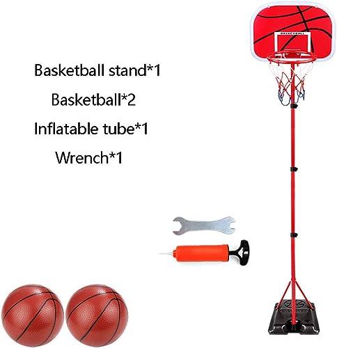 GEWCB Kinder Basketballkorb, Halterungstyp Kann Angehoben Und Gesenkt Werden Innen- Und Au aufnahmen Spielzeug