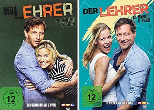 Der Lehrer - Staffel 5+6 (6 DVDs)