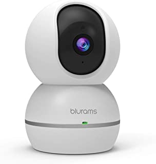 blurams 1080p Dome Security Camera | PTZ Surveillance System with Motion/Sound Detection, Smart AI Alerts, Privacy Mode, N...