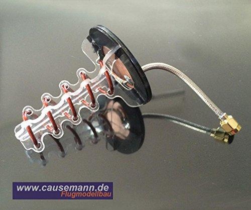 Causemann Helix Antenne 5-Turn LHCP