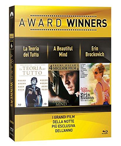 La Teoria Del Tutto / Beautiful Mind (A) / Erin Brockovich - Oscar Collection