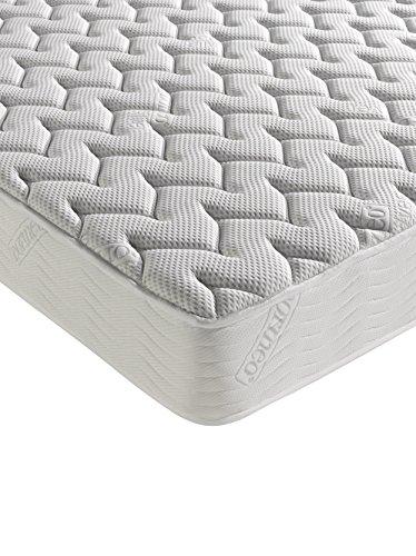 Dormeo Memory Silver Deluxe, Memory Foam Mattress, Firmness Medium/Soft, Size King