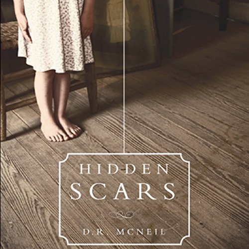 Hidden Scars audiobook cover art