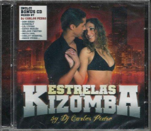 Kizomba - Estrelas Kizomba Mixed By Dj Carlos Pedro [2CD] 2010