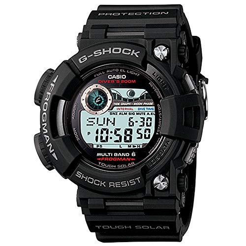 Casio Watch (Model: GWF-1000-1CR)