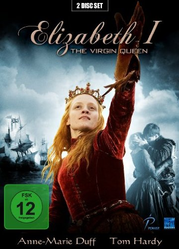 Elizabeth I - The Virgin Queen (2 Disc Set)