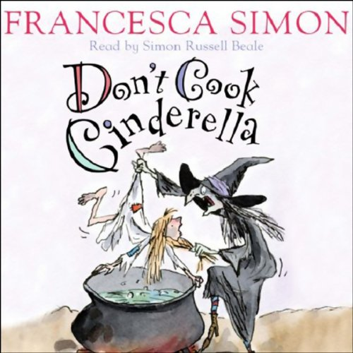 Don't Cook Cinderella cover art