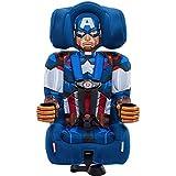 KidsEmbrace 2-in-1 Harness Booster Car Seat, Marvel Avengers...