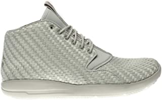 Jordan Nike Men's Eclipse Chukka Basketball Shoe, Light Bone/Golden Beige/Black (14 D(M) US, Light Bone/Golden Beige/Black)