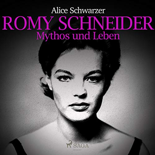 Romy Schneider audiobook cover art