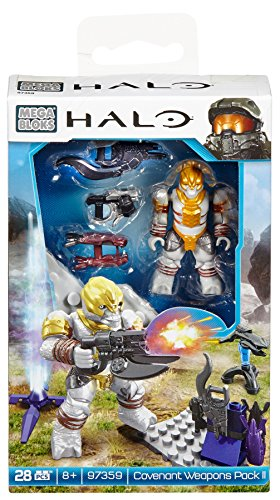 Halo - Mega Bloks - Covenant Weapons Pack 2 - 97359