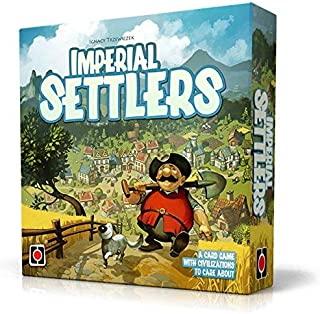 Portal Games Imperial Settlers (Renewed)