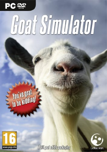 Goat Simulator (PC DVD) [UK IMPORT]