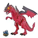 Dragón Táctil (dinosaurio), Dinosaurios juguetes, Juegos de dinosaurios para...