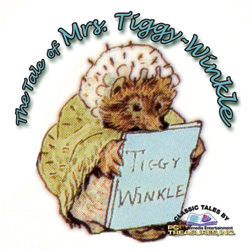 The Tale of Mrs. Tiggy-Winkle  cover art
