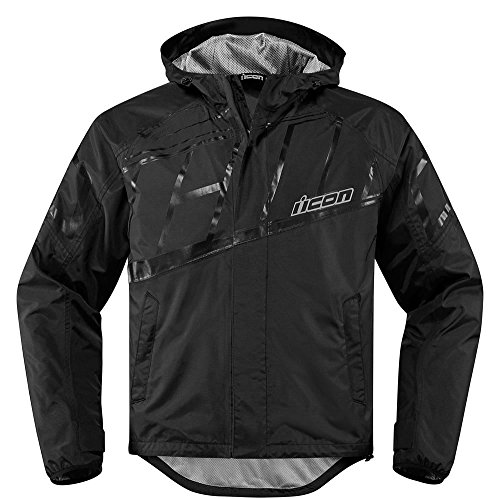 Icon Jacket Pdx 2 Negro