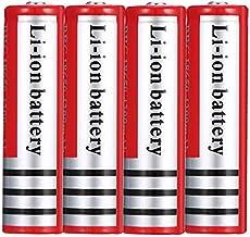 18650 Batterij 3.7 V 4200 Mah Knop Top Oplaadbare Lithium Batterijen Li-Ion Oplaadbare Batterij Grote Capaciteit Voor Led ...
