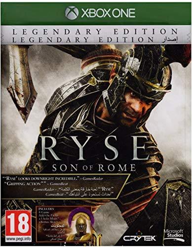 Ryse: Son Of Rome - Legendary Edition (Xbox One) Deutsche Sprache