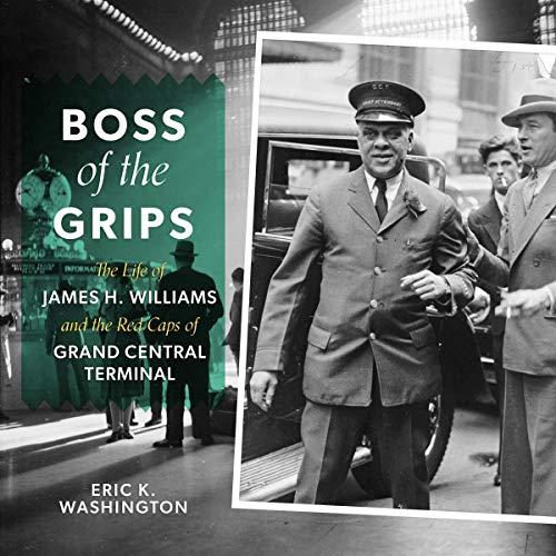 Boss of the Grips audiobook cover art