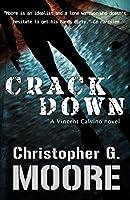 Crackdown (Vincent Calvino Crime Novel Book 15) 616750332X Book Cover