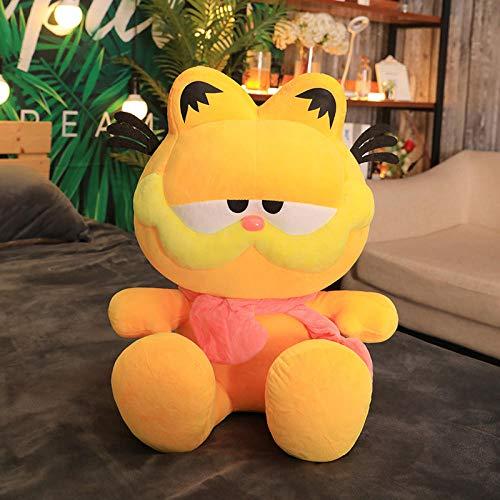 Pop Cute Garfield Knuffel Kussen Kinderen Gift-Yellow_50cm