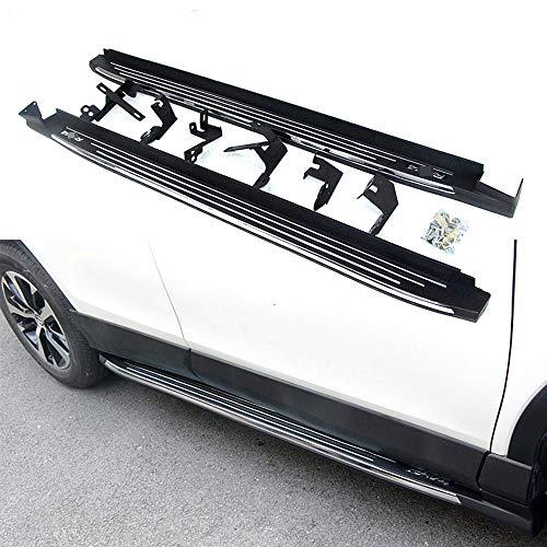 UDP – Juego de 2 estribos fijos Laterales para Toyota RAV4 RAV-4 2013-2018