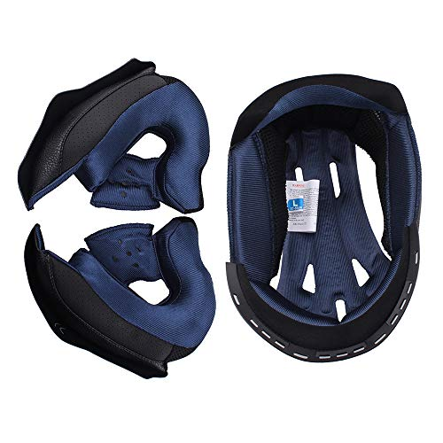 Fantastic Deal! Motorcycle Bluetooth Liners,Suitable for FreedConn BM2-S (liner, Large)