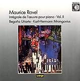 Songtexte von Maurice Ravel - Maurice Ravel - Intégrale de l'oeuvre pour piano (piano: Benoña Uriarte, Karl-Hermann Mrongovius)