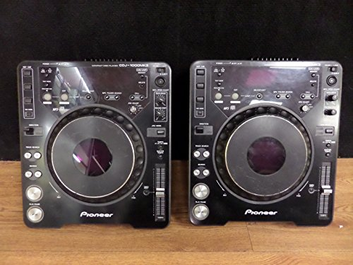 Pioneer CDJ-1000 MK3 Professional Grade Digital CD Player, [Importado...