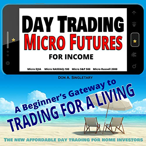 Day Trading Micro Futures for Income: The Beginner's Gateway to Trading for a Living (English Edition)