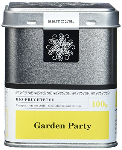 Samova Garden Party, 1er Pack (1 x 100 g) - Bio