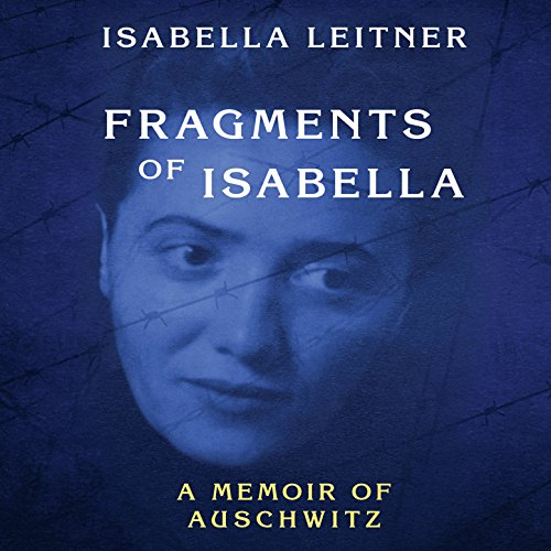 Fragments of Isabella audiobook cover art