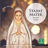 Pergolesi: Stabat Mater / Vivaldi: Stabat Mater by COTURBAS / VALENTINI / TERRANI / SCIMONE