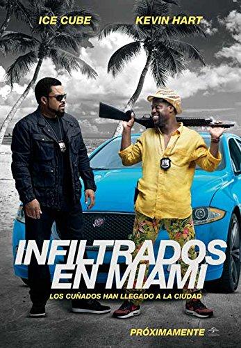 Infiltrados En Miami [DVD]