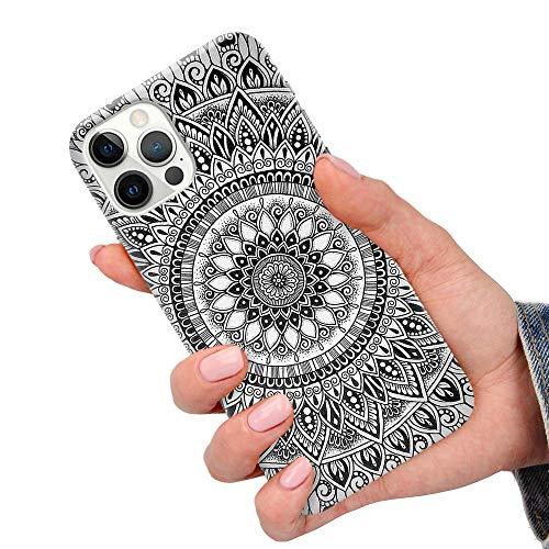 Funnycase Clear Funda con Mezcla de Patrones Compatible con LG K50s Funda de Silicono Flexible Transparente para Proteger tu Telefono MXA110