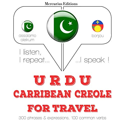 Urdu – Carribean Creole. For travel cover art