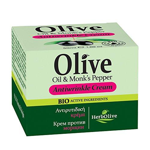 Herbolive Antifaltencreme, 1er Pack (1 x 50 ml)