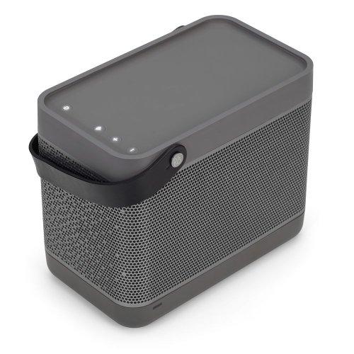 517mmZnIvZL - B&O Play Beolit 12 Lautsprecher dunkel grau