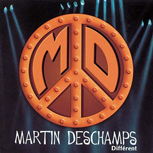 Martin Deschamps