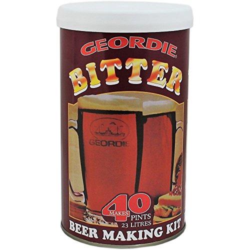 Geordie Bitter Home Brew Kit - Produce 40 pinte!