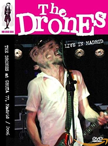 Drones - Live In Madrid (Ntsc & Pal)