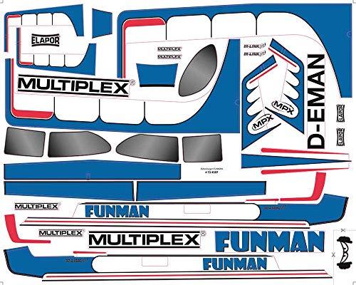 724397 - Multiplex Dekobogen FUNMAN