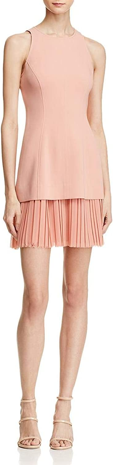 Cinq a Sept Womens Catriona Sleeveless Mini Cocktail Dress