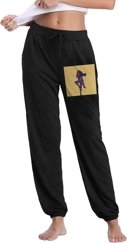 RTKPOSJ Jethro Tull Sweatpants Women's Track Pants Graphic Long