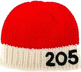 205W39nyc by Calvin Klein Women's 83WKAA09K340129 Red Wool Hat