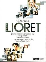 Philippe Lioret 5 DVD Set ( Je vais bien, ne t'en fais pas / L' Équipier / Mademoiselle / Tenue correcte exigée / Tombés du ciel ) ( Don't Worry, I'm Fine / The Light / Mademoisell [ NON-USA FORMAT, PAL, Reg.2 Import - France ]
