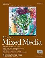 15Sheets MixedMediaPd11X14