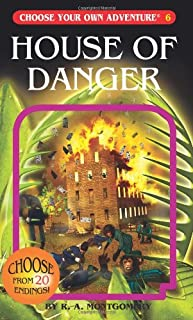 House of Danger (Choose Your Own Adventure #6)